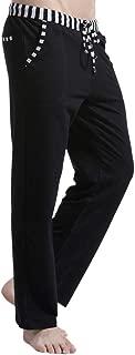 Pantalones Hombre, Transpirable Moda Casual Vendaje Pantalones De HaréN Rayas Pantalones Bombachos Caseros PantalóN Deporte Hombre Largo Pantalones De Correr con Bolsillo De HaréN