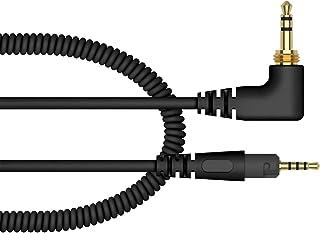 Pioneer DJ HDJ-X7-K用 1.2 m カールコード(黒) HC-CA0701-K