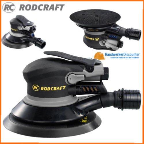 Rodcraft RC7702V6 EXZENTERSCHLEIFER