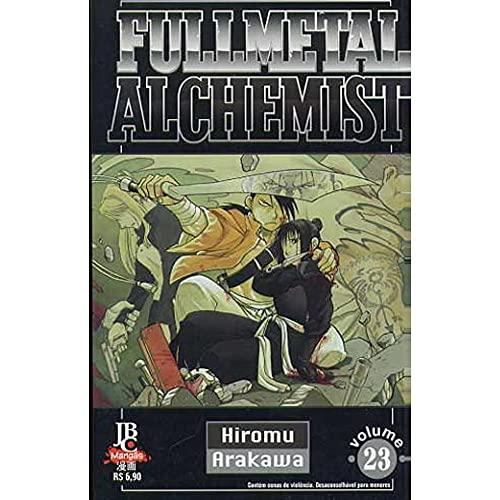 Fullmetal Alchemist - V. 23