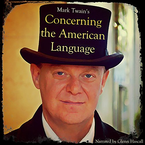 Concerning the American Language cover art