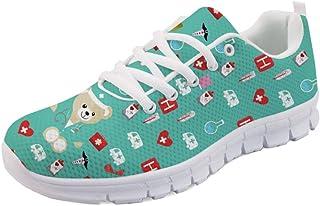 Coloranimal Scarpe da corsa per le donne leggere Go Easy Walking Sneakers Casual DailyShoes