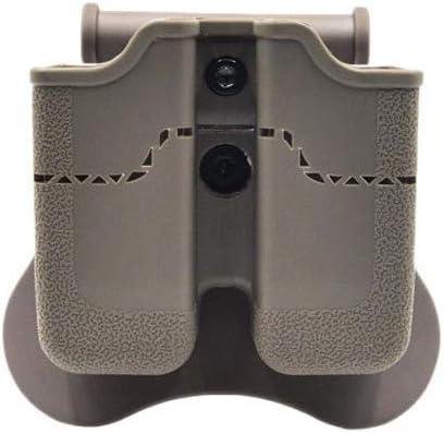 Amomax - Am-MPF Double Magazine Pouch - Taurus FDE
