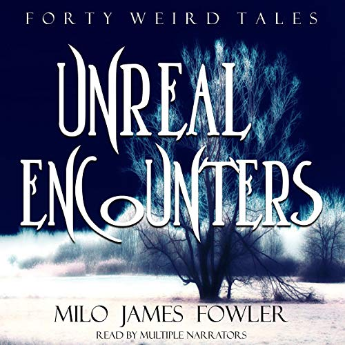 Unreal Encounters cover art