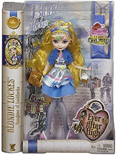 Más asequible Ever After High High High Blondie Lockes Just Sweet Doll by Ever After High  Esperando por ti