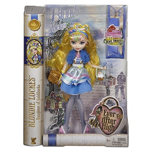 Ever After High Blondie Lockes Just Sweet Doll by Ever After High