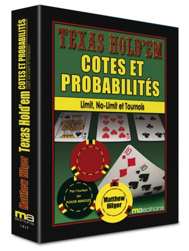 Cotes et Probabilites (Poker Strategie)