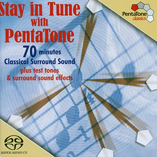 Super Audio CD Sampler 2 Pentatone classics
