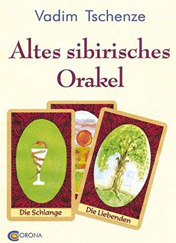 Altes sibirisches Orakel: Set: Buch und Kartendeck I