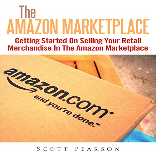 The Amazon Marketplace audiobook cover art
