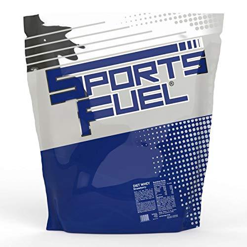 My Sports Fuel Diet Whey Protein Powder for Lean Gains - 22g Protein per Serving (Vanilla, 5kg)