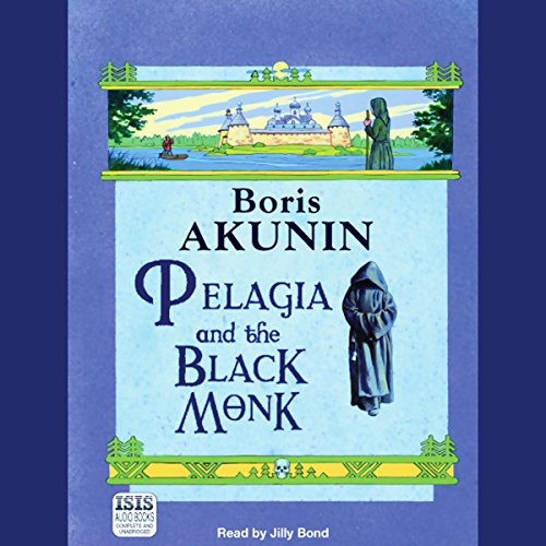 Pelagia and the Black Monk cover art