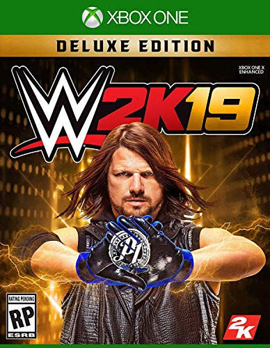 WWE 2K19 - Deluxe Edition  for Xbox One [USA]