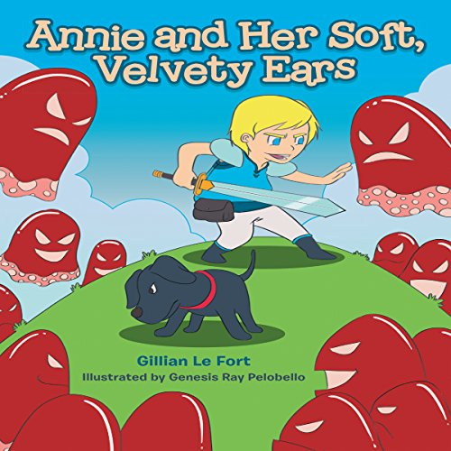 Annie and Her Soft, Velvety Ears audiobook cover art