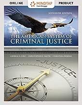 Bundle: The American System of Criminal Justice, Loose-Leaf Version, 16th + MindTap Criminal Justice, 1 term (6 months) Printed Access Card