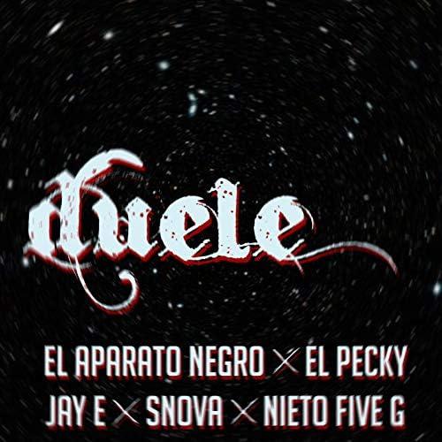 El Pecky, Snova, Jay E, El Aparato Negro & Nieto Five G