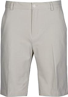 GREG NORMAN Men's Ml75 Microlux Short, Steel, 32