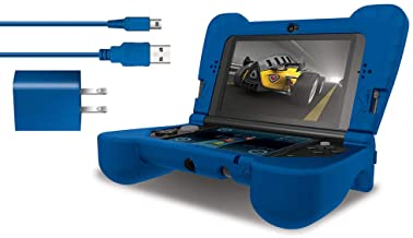 dreamGEAR DG3DSXL-2274 Power Play Kit Accessories: Compatible with Nintendo NEW 3DS XL, 3-In-1 Bundle, Soft Comfort Grip C...