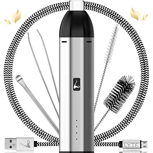 LYTE PATH Vaporizer Pen | KRÄUTER VERDAMPFER | Blüten | 100{bbb1e8961a5cb9c2c6b4ed891bed9e3361f8b4ebc75597e6c93e0cfd0f3afad5} Qualitative Materialien | Isolierter Luftweg | GLAS MUNDSTÜCK | Portables Aluminium Vape Design von LYTE Vapes Deutschland
