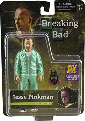 Breaking Bad Jesse Pinkman Azul Hazmat...