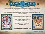 2020 Topps Gypsy Queen Baseball Hobby Box (24 Packs/8 Cards: 2 Autos)