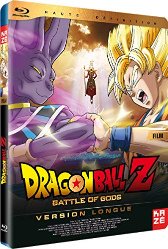 Dragon Ball Z : Battle of Gods-Le Film [Version Longue]