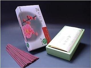 薫寿堂のお線香 花かおり うめ 微煙 #636