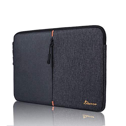 SIMTOP 11 Inch Tablet Sleeve Case for 11 inch New iPad Pro, 10.5 inch New iPad Air 4, 10.2-inch iPad, Microsoft Surface Go 2/1, Samsung Galaxy Tab, Fit Apple Magic Keyboard and Smart Keyboard Folio