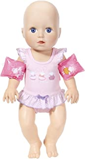 baby born learn to swim doll