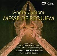 Campra: Messe De Requiem/Do Pr
