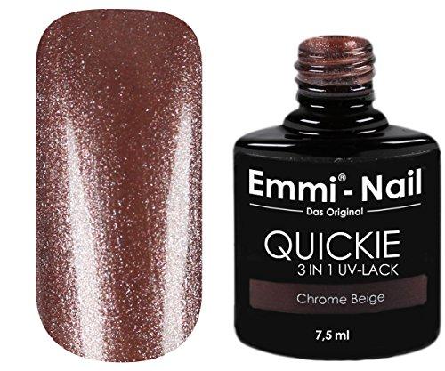 Emmi-Nail Quickie Chrome Beige 3in1 -L030-