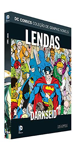 Dc Graphic Novels Ed. 92 - Lendas Darkseid