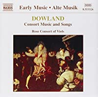 Dowland: Consort Music and Songs (1998-10-10)