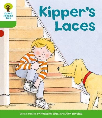 Oxford Reading Tree: Level 2: More Stories B: Kipper's Lacesの詳細を見る