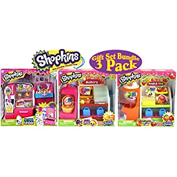 Shopkins So Cool Fridge, Spin Mix Bakery Stan | Shopkin.Toys - Image 1