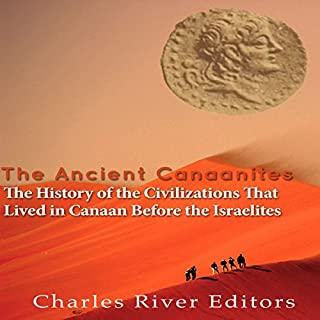 The Ancient Canaanites audiobook cover art