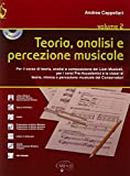 Teoria, analisi e percezione musicale. Per le Scuole superiori (Vol. 2)