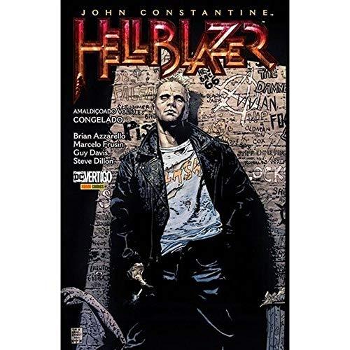 John Constantine, Hellblazer. Amaldiçoado Volume 3
