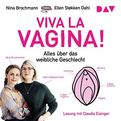 Viva la Vagina! audiobook cover art