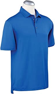 Sponsored Ad - Bobby Jones Golf Apparel - Short Sleeve XH2O Performance Jersey Solid Polo Shirt for Men