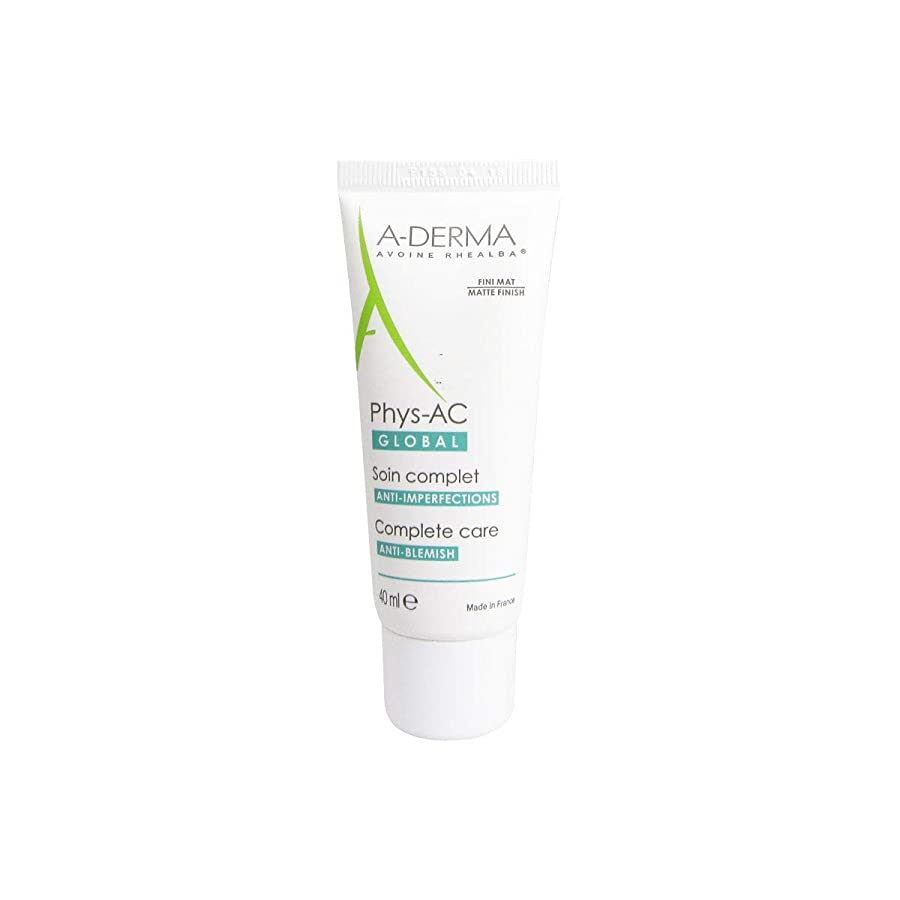 唇拍手するハムA-derma Phys-ac Global Severe Blemish Care 40ml [並行輸入品]