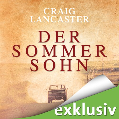 Der Sommersohn audiobook cover art