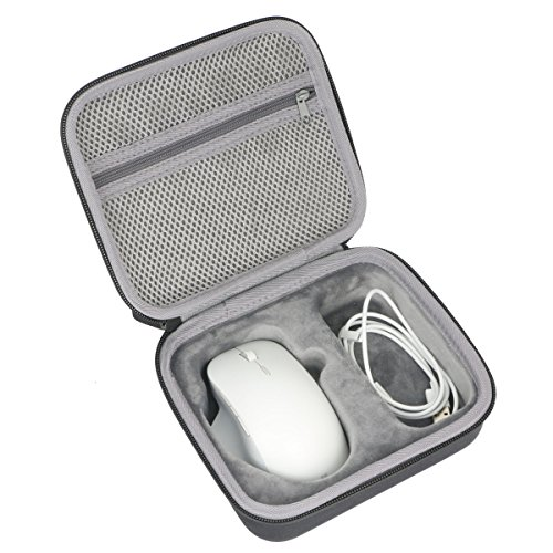 Hard Travel Case Compatible with Microsoft Surface Precision Mouse by co2CREA