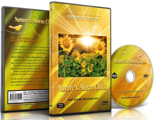 Wecker der Natur DVD - Szenen von Sonnenaufgängen, Sonnenuntergängen mit natürlichen Geräuschen