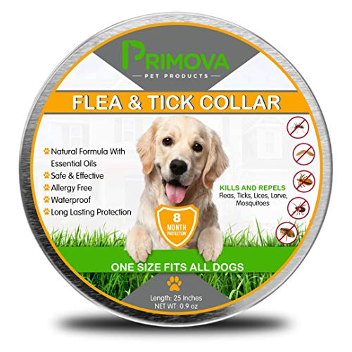 Primova Flea and Tick Collar for Dogs