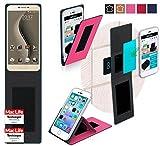 Hülle für Ulefone Gemini Tasche Cover Hülle Bumper | Pink | Testsieger
