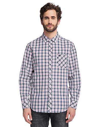 MUSTANG Herren Regular Fit Clemens KC Check