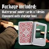 Zoom IMG-2 weekend lifecan cartas poker plastico