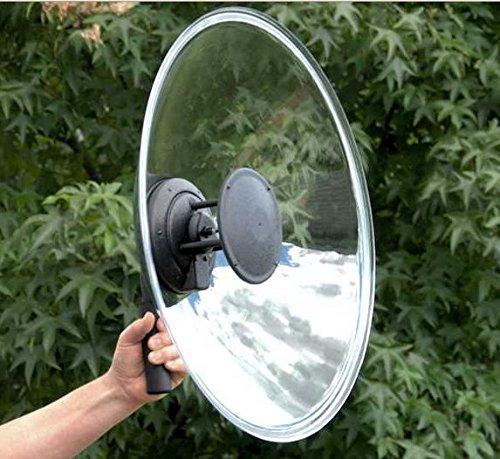 Pro Mono Parabolic Microphone-Standard .060 Polycarbonate Dish