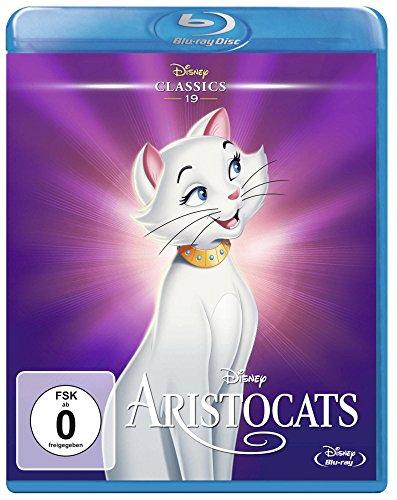Aristocats - Disney Classics 19 [Blu-ray]